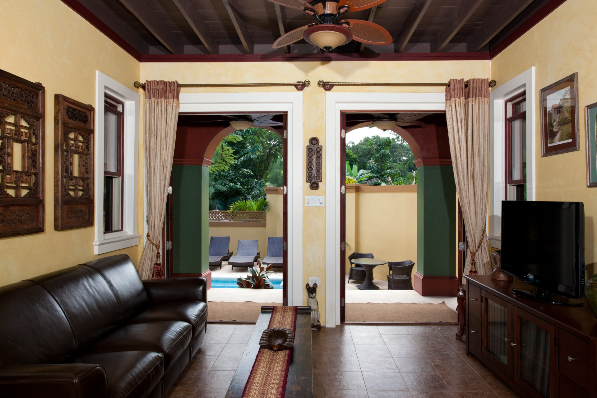 Pimento living room