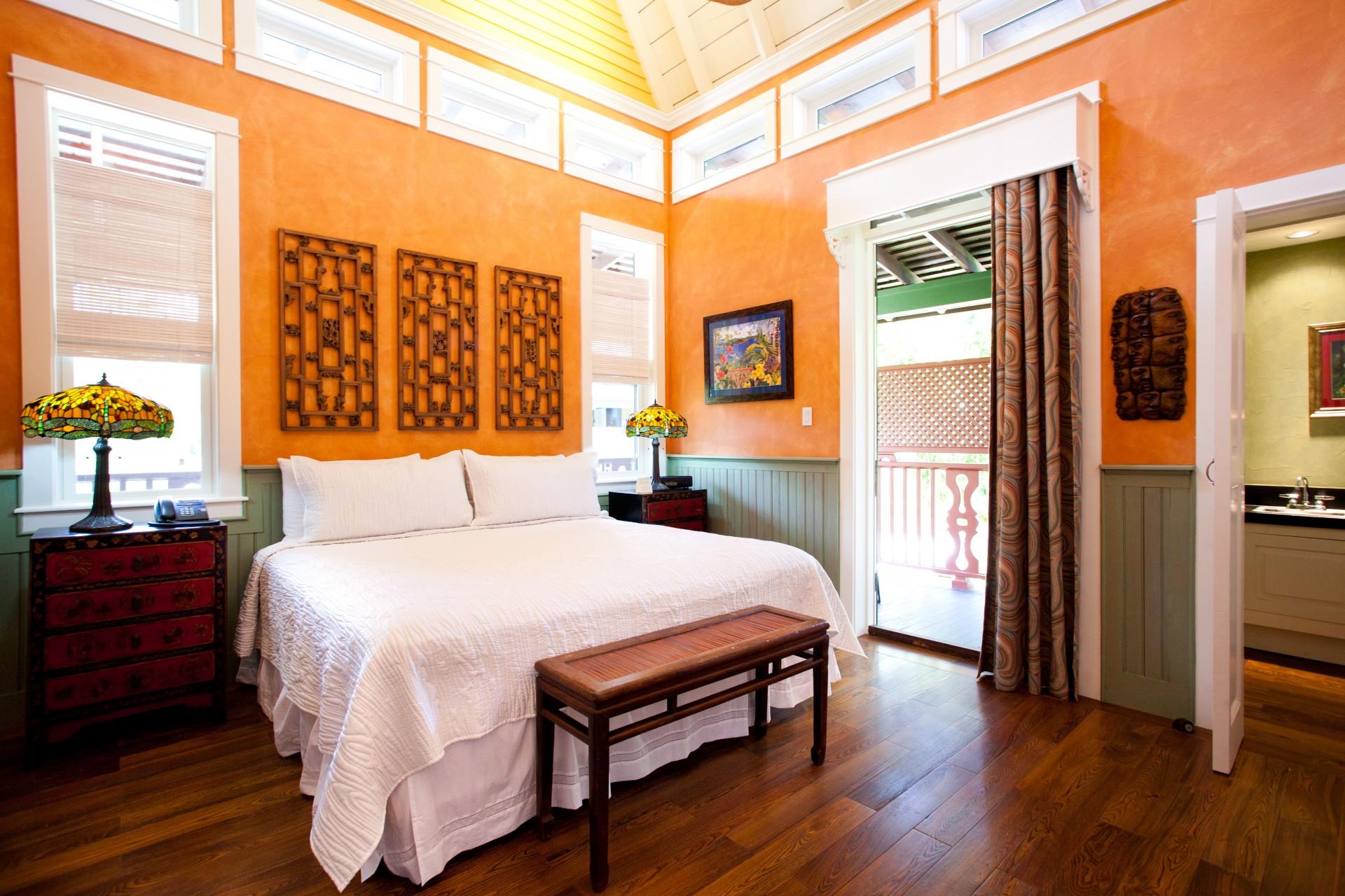 Pimento master bedroom