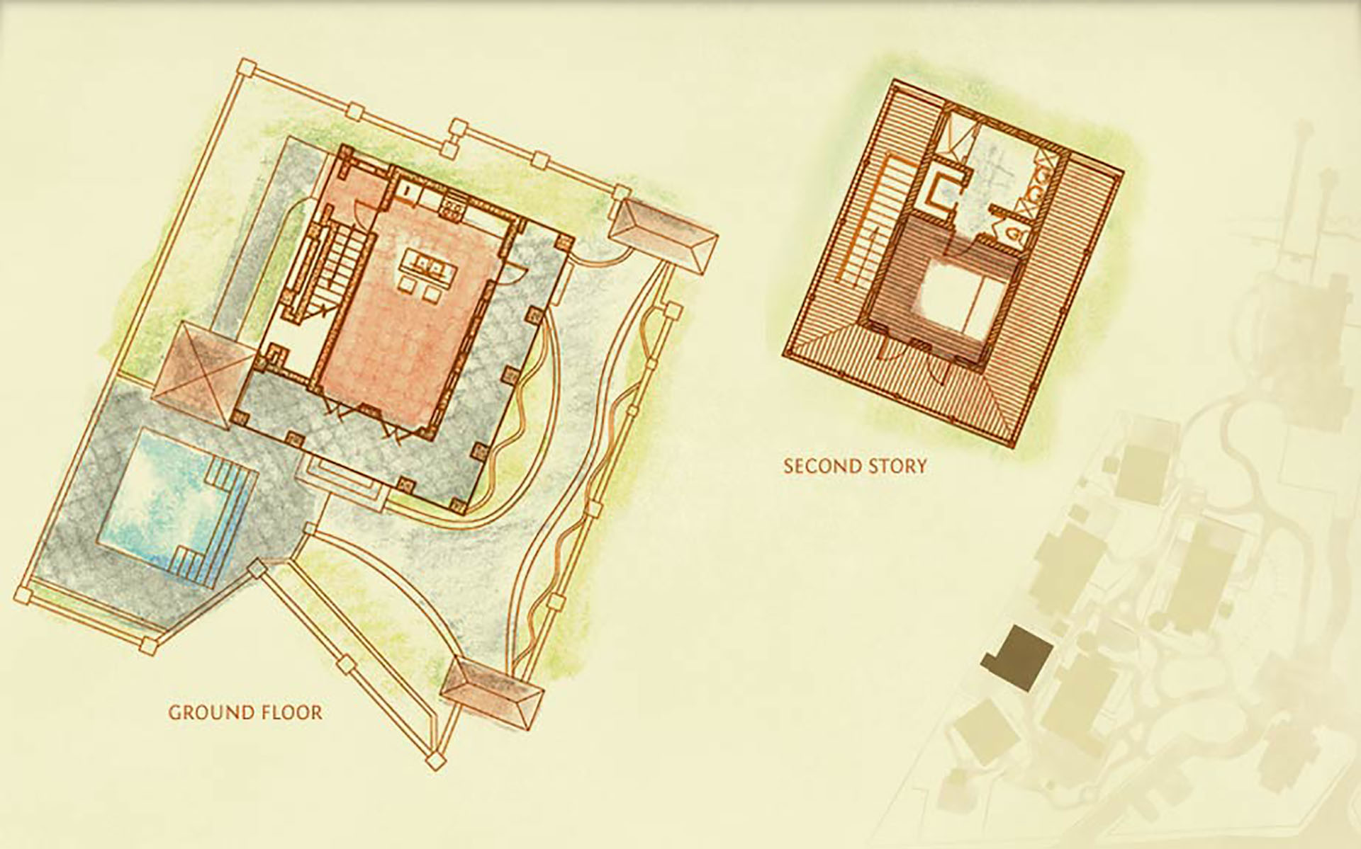 Calaloo ground plan