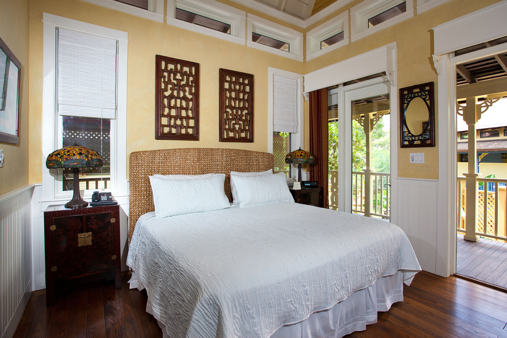 Callaloo bedroom
