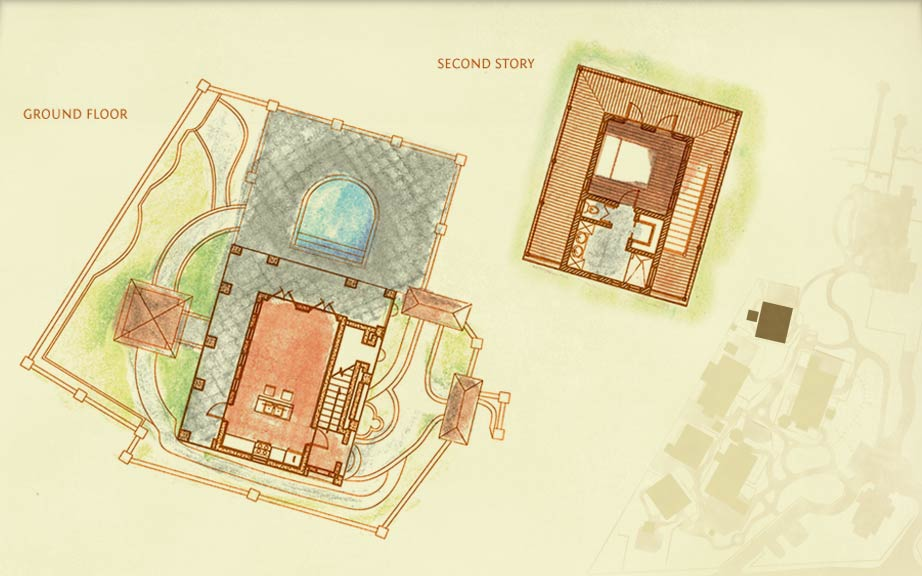 Calabash ground plan