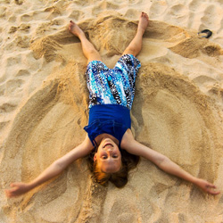 Sand angle
