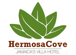 Hermosa cove wordmark