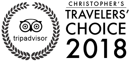 TripAdvisor - Christopher's Award